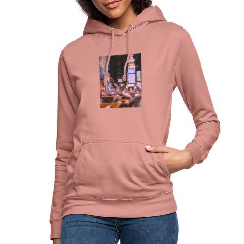 Ciudad - Sudadera con capucha para mujer