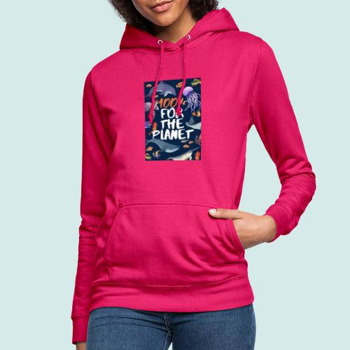 100% for the planet - Frauen Hoodie