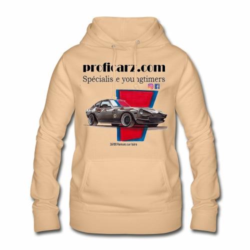 Datsun 240z - Sweat à capuche Femme