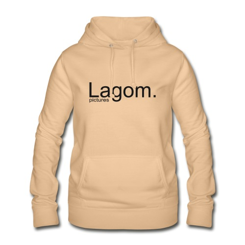 Lagom Pictures Logo Dark - Women's Hoodie