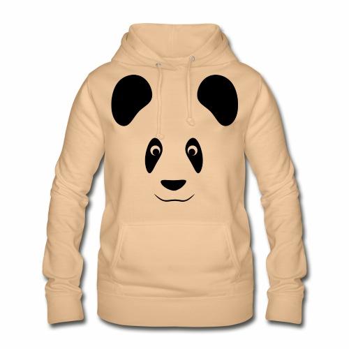 Happy Panda - cute little panda - Women's Hoodie