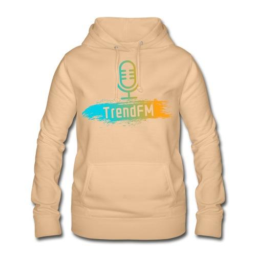 TrendFM Logo 1 - Frauen Hoodie