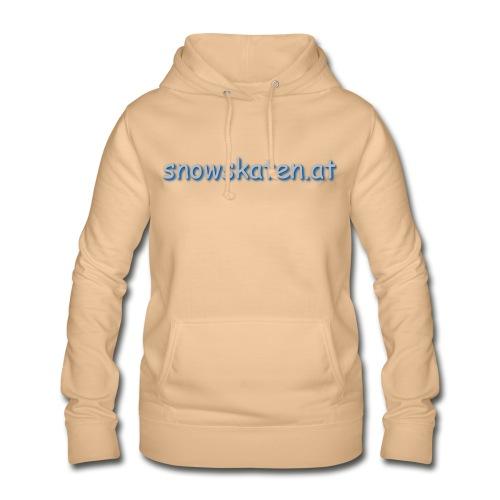 snowskaten.at - Frauen Hoodie