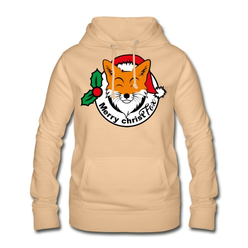 Merry christfox - Sweat à capuche Femme