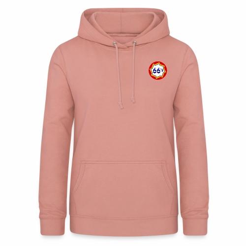 Solo Logo - Sudadera con capucha para mujer