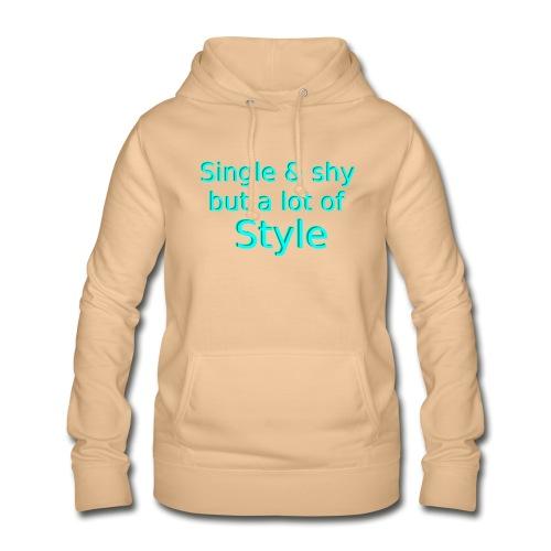 Single Shirt - Frauen Hoodie