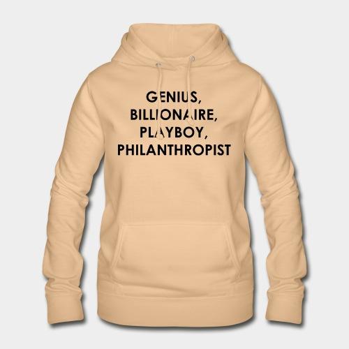 Genius Billionaire Black - Women's Hoodie