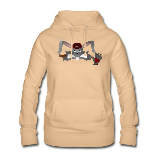 Hallo How are you - Dame hoodie