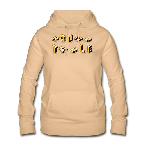 round table 2019 liegend - Frauen Hoodie