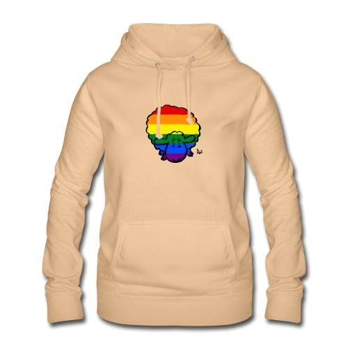 Regenbogen-Stolz-Schafe - Frauen Hoodie