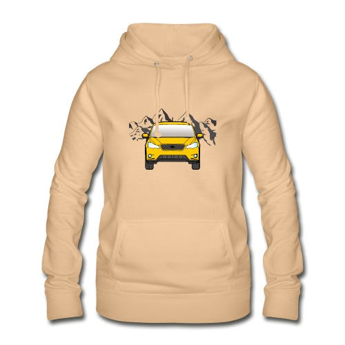 yellow mountain xv - Women's Hoodie