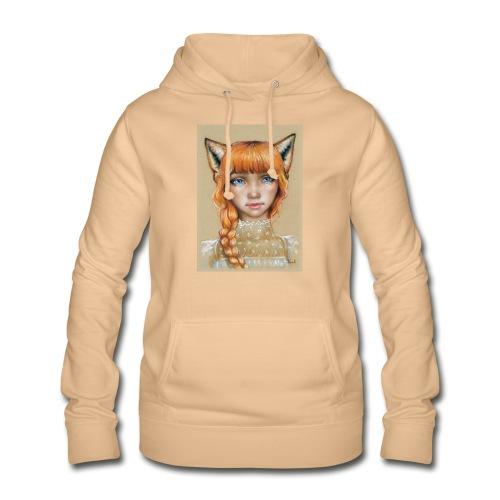 Fox Girl - Women's Hoodie