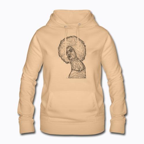 african afro - Women's Hoodie