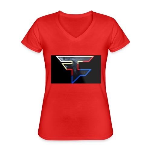 FAZEDREAM - Classic Women's V-Neck T-Shirt