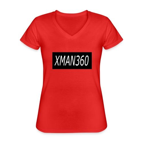 Merch design - Classic Women's V-Neck T-Shirt