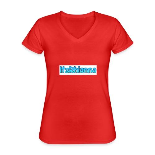 Merch - Classic Women's V-Neck T-Shirt