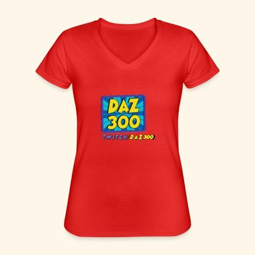 daz logo 2 0 - Classic Women's V-Neck T-Shirt