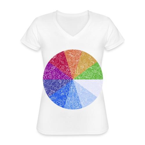 APV 10.1 - Classic Women's V-Neck T-Shirt