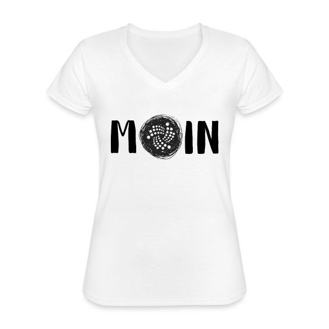 MOIN IOTA | BTC, Kryptowährung | IOTA Shirt