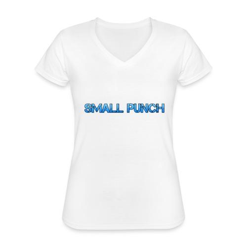 small punch merch - Classic Women's V-Neck T-Shirt