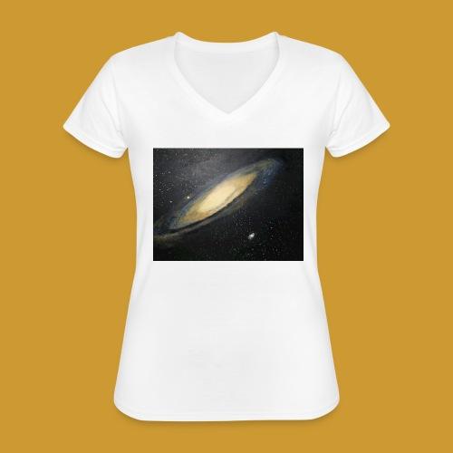 Andromeda - Mark Noble Art - Classic Women's V-Neck T-Shirt