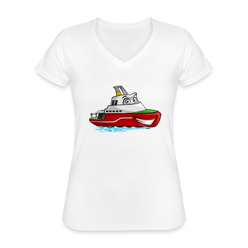 Boaty McBoatface - Classic Women's V-Neck T-Shirt