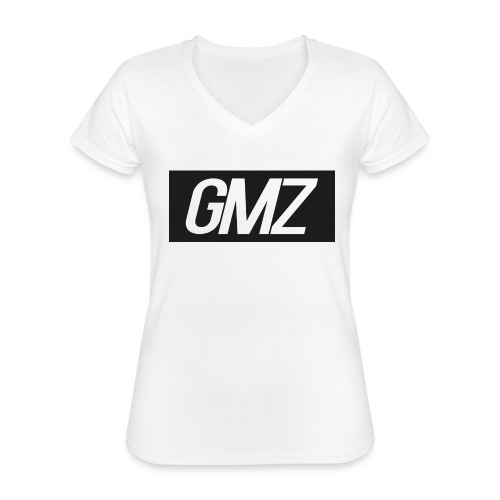 Untitled 3 - Classic Women's V-Neck T-Shirt