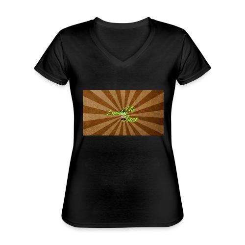 THELUMBERJACKS - Classic Women's V-Neck T-Shirt
