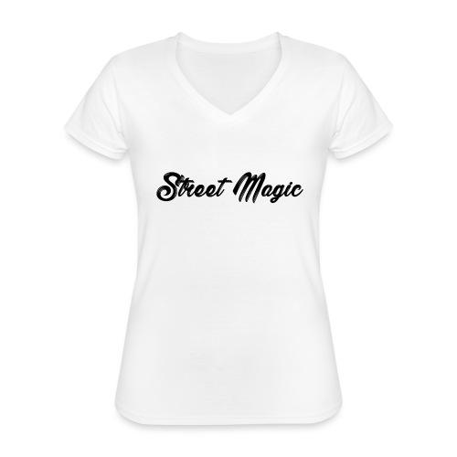 StreetMagic - Classic Women's V-Neck T-Shirt