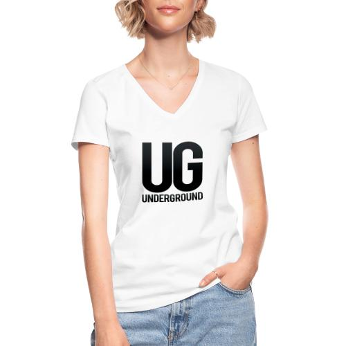 UG underground - Classic Women's V-Neck T-Shirt