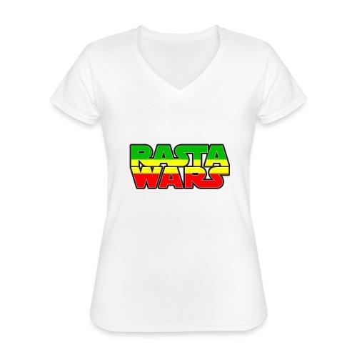 RASTA WARS KOUALIS - T-shirt classique col V Femme