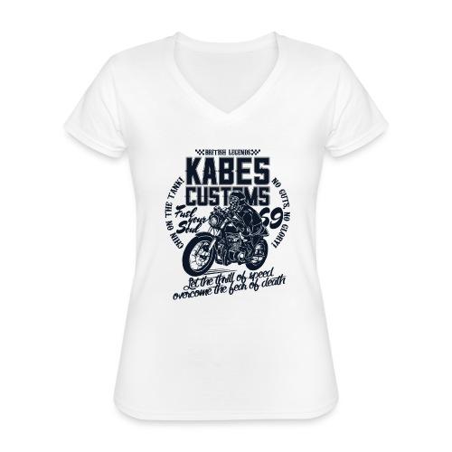 Fuel your Soul - Classic Women's V-Neck T-Shirt