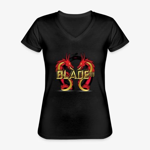 Blade - Classic Women's V-Neck T-Shirt