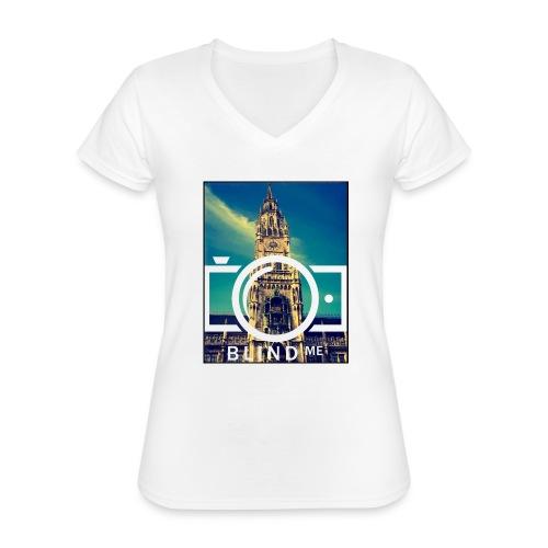 Offical BlindMe - Classic Women's V-Neck T-Shirt