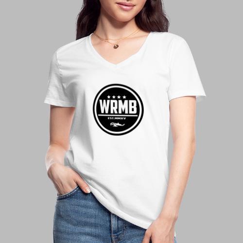 Balise principale - T-shirt classique col V Femme