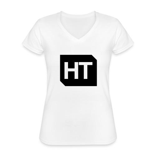 LITE - Classic Women's V-Neck T-Shirt