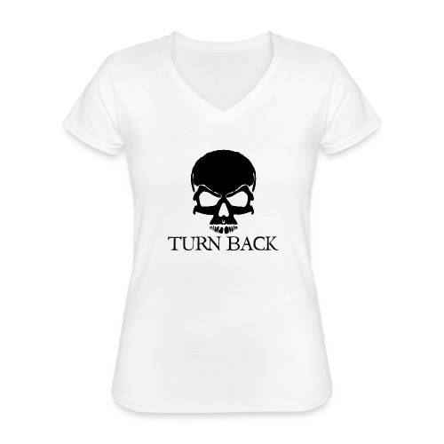 Skill - Classic Women's V-Neck T-Shirt