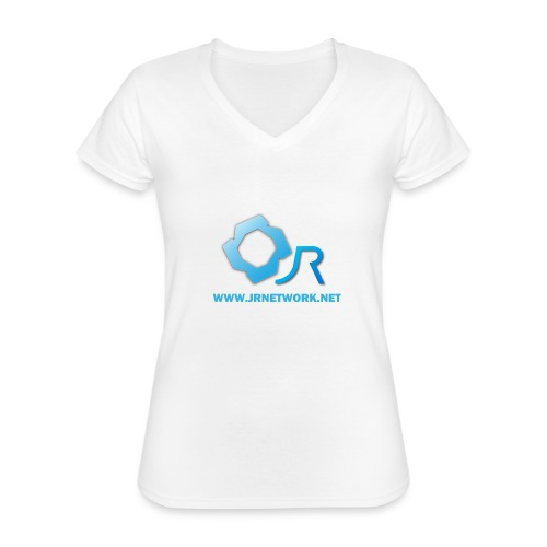 Official Logo - Classic Women's V-Neck T-Shirt