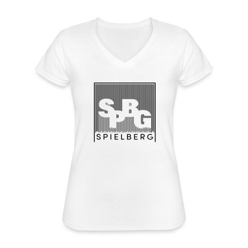 Spielberg 2018 - Klassisches Frauen-T-Shirt mit V-Ausschnitt