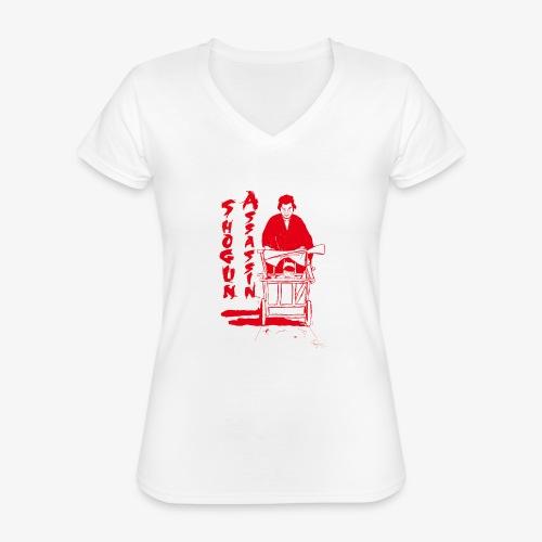 BabyCart (Shogun Assassin) by EglanS. - T-shirt classique col V Femme