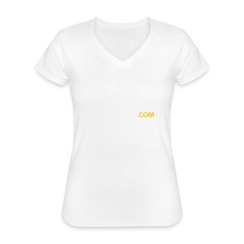 SportPug.com - Klassinen naisten t-paita v-pääntiellä