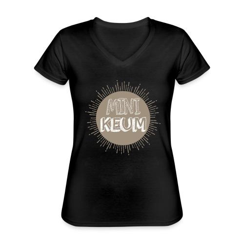 Grossesse - T-shirt classique col V Femme