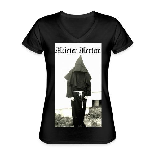 Die schwarzen Priester - Klassisches Frauen-T-Shirt mit V-Ausschnitt