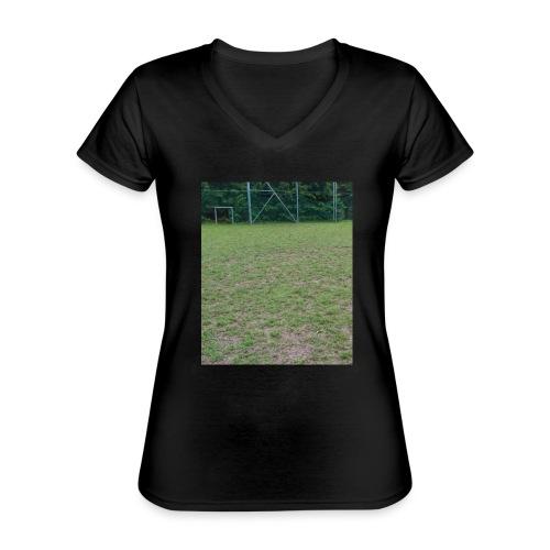946963 658248917525983 2666700 n 1 jpg - Klassisches Frauen-T-Shirt mit V-Ausschnitt