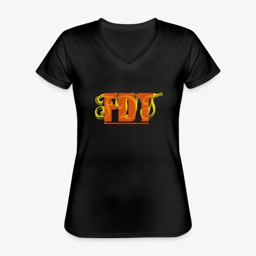 FDT - Classic Women's V-Neck T-Shirt