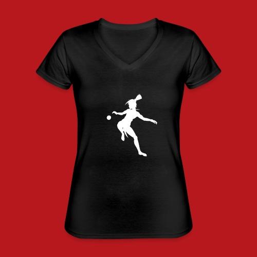 Joueur d'Ulama - T-shirt classique col V Femme