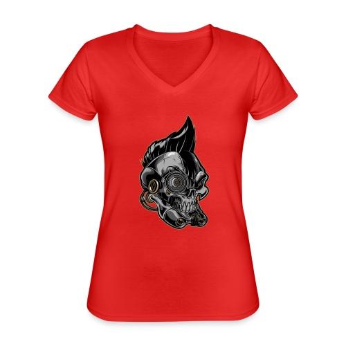 Nareku logo - Classic Women's V-Neck T-Shirt