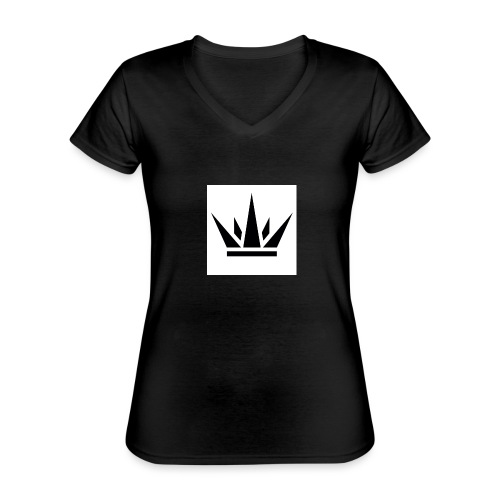 AG Clothes Design 2017 - Classic Women's V-Neck T-Shirt