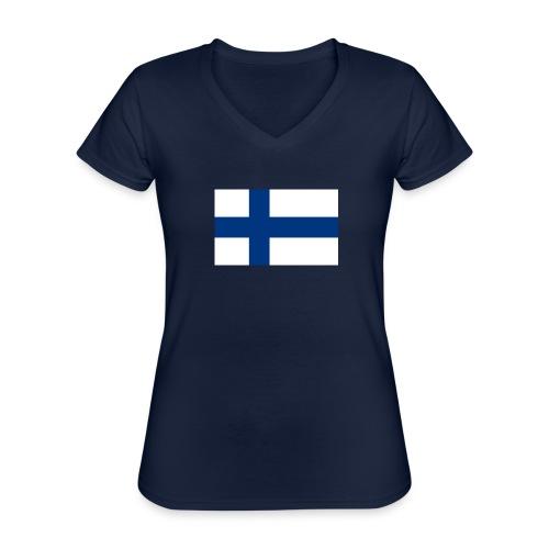 Infidel - vääräuskoinen - Klassinen naisten t-paita v-pääntiellä