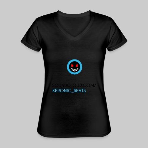 XERONIC LOGO - Classic Women's V-Neck T-Shirt